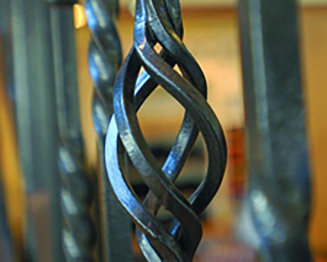 Stijlvolle baluster voor uw trap